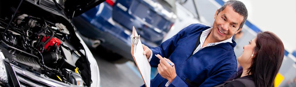 Управление на автопарк - поддръжка